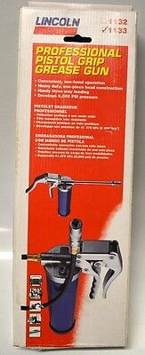 Lincoln #1133 Professional Pistol Grip Grease Gun.