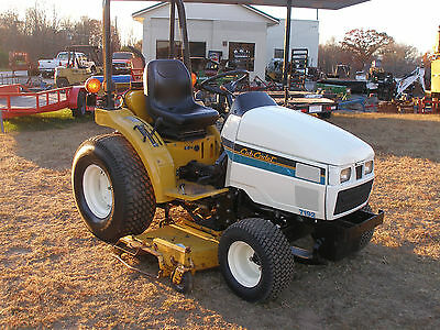 Cub Cadet 7192 2Wd Diesel Tractor-- 727 Hours