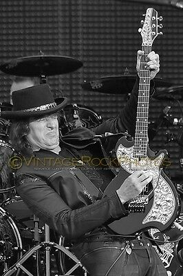 "Richie Sambora Bon Jovi Photo 8x12 or 8x10"" Live Concert 2011 Manchester UK s36b"