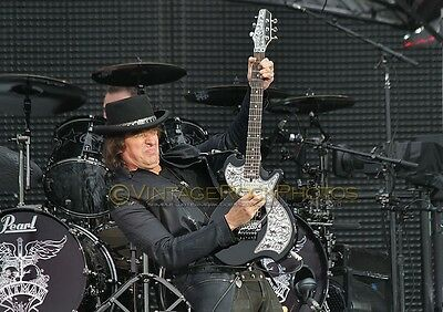 "Richie Sambora Bon Jovi Photo 8x12 or 8x10"" Live Concert 2011 Manchester UK s05"