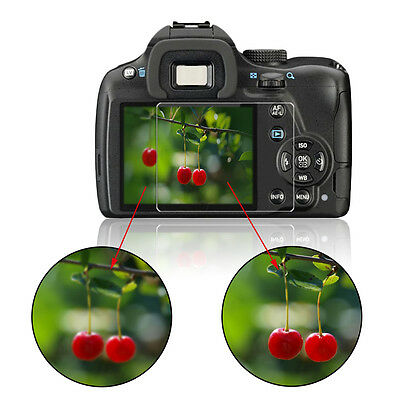 Optical Tempered Glass Camera LCD Screen HD Protector Cover For Pentax K50 FG