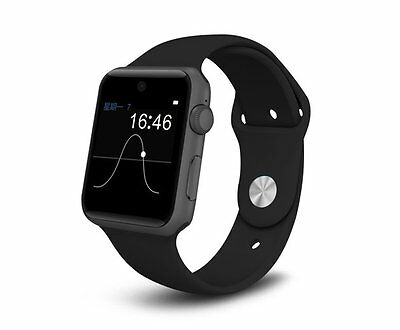 Hot DM09 Touch Bluetooth Intelligente Orologio Polso Smart Watch Per IOS Android