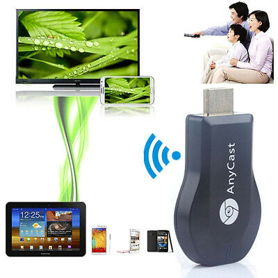 HD 1080P HDMI TV AnyCast M2 Plus Wifi Display Dongle Receiver DLNA Easy Sharing