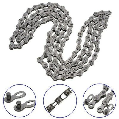 105 CN-HG73 Chain 9 Speed Road//Mtb Compatible 116 Links NEW Cycle Bicycles AU