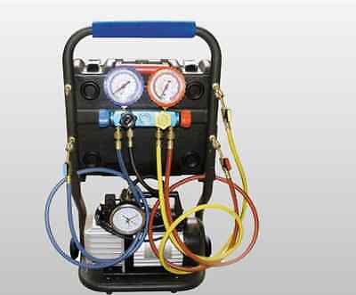 Quality Goods refrigerant charging station DS-20114