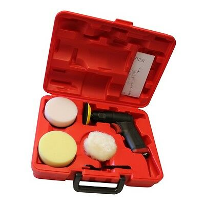 Air Composite Polisher Kit 3 Inch Pneumatic Variable Speed Workshop Quality