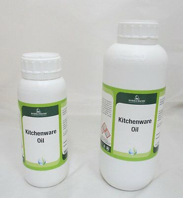 Kitchenware Oil von Borma - 1 Liter