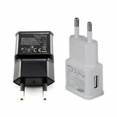 5V 2A USB EU Plug Wall Charger Fast Charging Home Travel Adjustor Power Adaptor