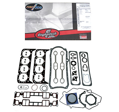 Gm Chevy 5.7L Vortec Truck Van 1996-2002 350 Full Overhaul Gasket Set