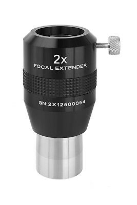Explore Scientific 2x Barlow - Focal Extender 1.25""