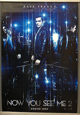 Cinema Poster: NOW YOU SEE ME 2  2016 (Jack Wilder One Sheet) Dave Franco