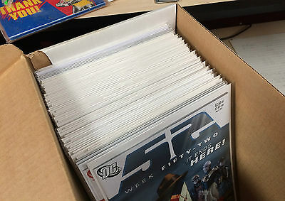 Fifty-Two #1-52 + World War 3 #1-4 + Aftermath #1-5 Complete Sets Full Runs NM