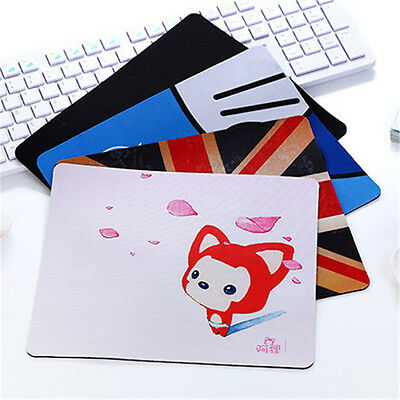 Super Cute Cartoon Animation Natural Rubber Mouse Pad Computer Accessories