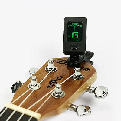 Guitar Tuner Electronic Tuning Tuning Device Universal Digital Tools