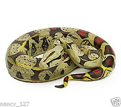 New Original Model Figurine Snakes Boa Contrictor Collectible Figure Toy