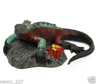 New Original Animal Model Marine Iguan Figurine Collectible Figure Toy Kids Gift