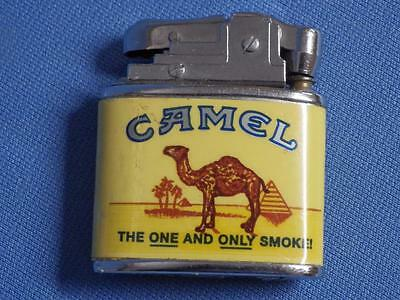 Vintage 1995 RJRTC Camel Logo Cigarette  Lighter