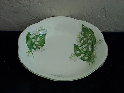 Shelley Lily of the Valley Fruit or Dessert Bowl