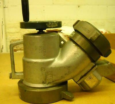 AWG Harrington Fire Pump Piston Intake Relief Valve Model H500A