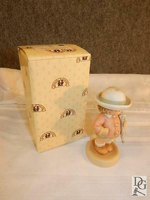 Waiting For The Sunshine 1992 Memories Of Yesterday Figurine In Box