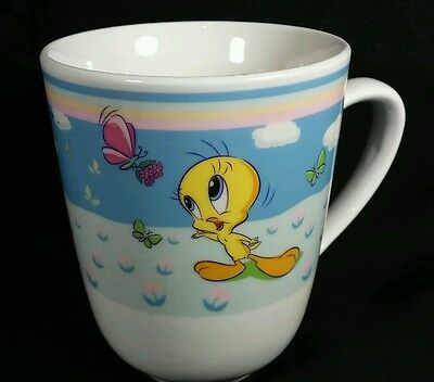 Tweety Bird Warner Bros Looney Tunes Gibson Coffee Mug Tea Cup