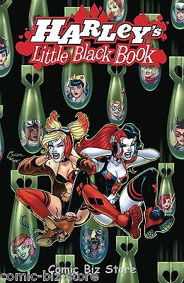 Harleys Little Black Book #4 (2016) 1St Printing Bagged & Boarded