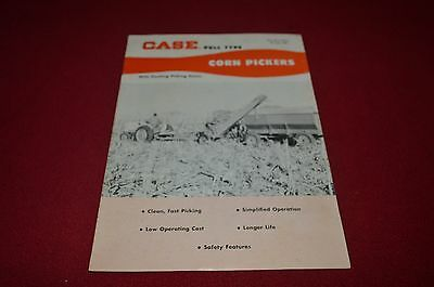 Case Tractor P PR Corn Picker Dealer's Brochure DCPA6