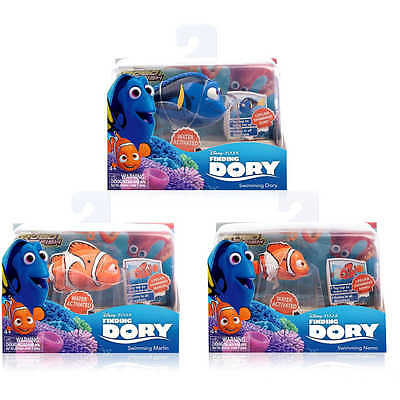 Official Disney Finding Dory Robot Fish (Dory/Nemo/Marlin) **NEW**
