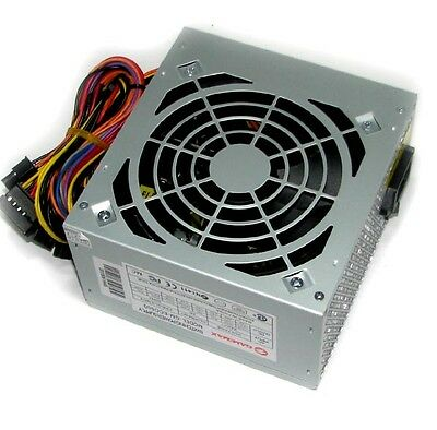 GameMax GM-ECO500 PC Power Supply 500W 12cm FAN 1x (6pin) PCIe Connector [F36]