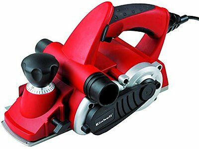 Einhell EINRTPL82 240V Electric Planer with 3mm Max Cut and Dust Bag