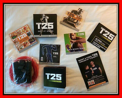 FOCUS T25 DVD Workout- Brand New & Factory Sealed. Ships fast! CANADIAN SELLER!