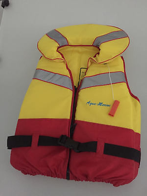 Life jacket Watersport Boat PFD Type1 Adult Extra LARGE(XXL) 60kg+ AUST Seller