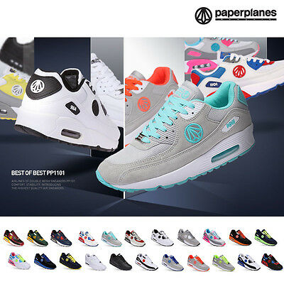 PAPERPLANES PP1101 Air Cap Women Walking Running Shoes Trainers Fashion Sneakers