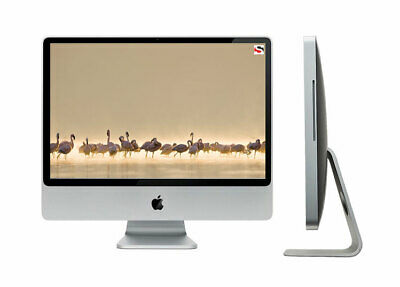"Apple iMac 21.5"" Core 2 Duo 3.06GHz All-in-One 4GB 500GB OS X MB950LL/A GRADE A"