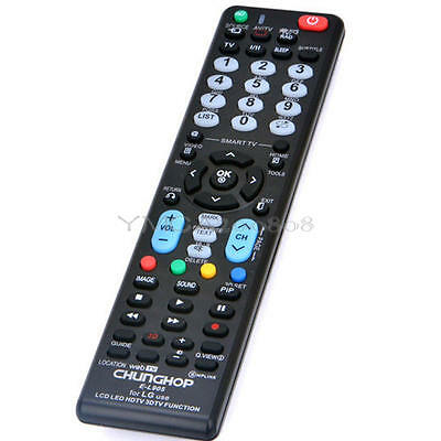 Hot Universal Replacement Remote Control For LG LCD LED HDTV 3D Smart TV Black