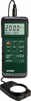 Extech Instruments 407026 Heavy Duty Light Meter with PC Interface