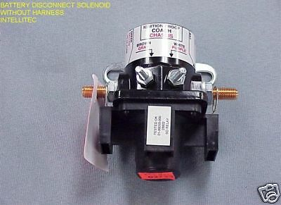 Intellitec Battery Disconnect Solenoid # 01-00055-000