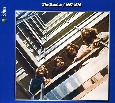Blue 1967-1970 - 2 DISC SET - Beatles (2010, CD NUOVO)