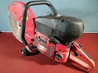 "Hilti DS-KC Model 14"" Hand-held Gas Saw / Concrete Saw"