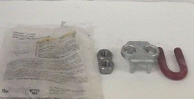 "Crosby Clip 1010177 5/8"" Forged Wire Rope Cable Clamp G-450 USA"