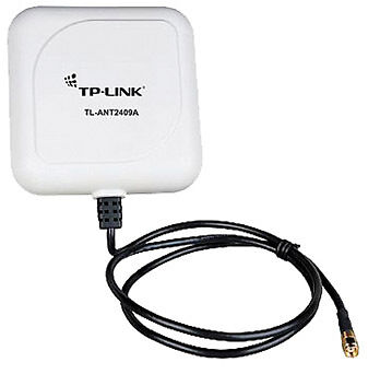 Antena Tp-Link Wifi Yagi Exterior 9Dbi Cable 1M Rs