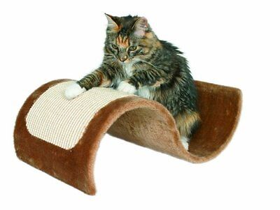 Trixie Wavy Cat Scratching Board, Brown (50x29x18cm)