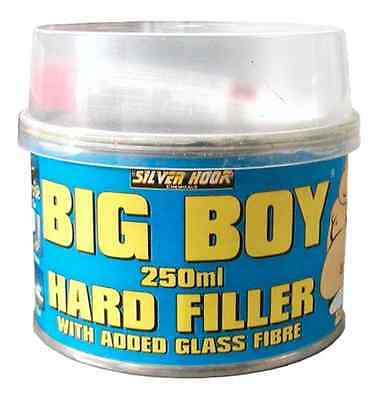Silver Hook Big Boy Hard Filler Exterior Repair With Added Fibre Glass 250ml