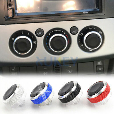 AC Heater Lid Button Switch Knob For Ford Focus MK2 MK3 Mondeo C/S-max Refitting