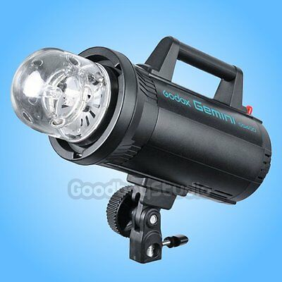 Godox Pro GS400 GS-400 400W Compact Studio Strobe Flash Light Lamp Head 200~240V