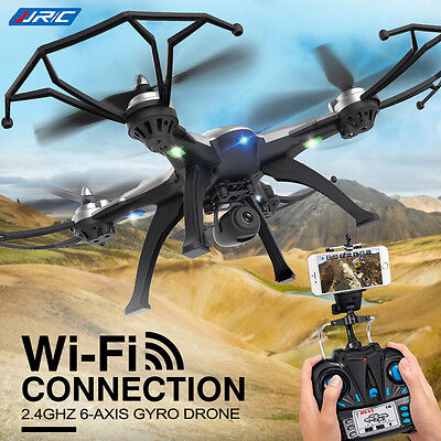 JJRC H25W WIFI FPV With 720P Camera 2.4G 4CH 6-Axis Gyro RC Quadcopter Drone RTF