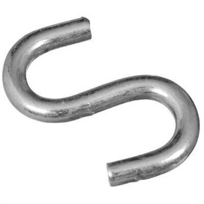 Heavy S Hook,No N121-616,  National Mfg Co, 3PK