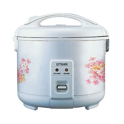 Tiger Electric Rice Cooker 1.8Litre/ 10 Cups -- JNP1800