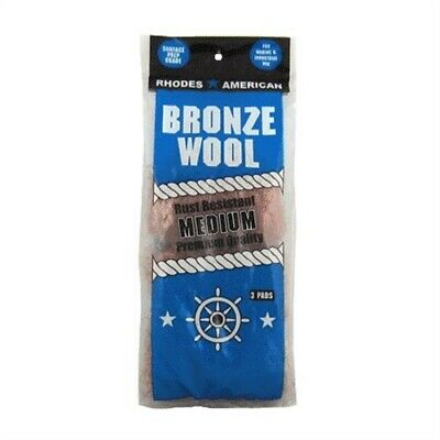 Bronze Wool by Homax Products, 3PK