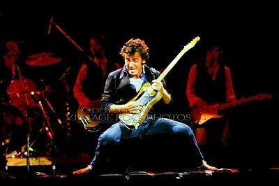 Bruce Springsteen, Photo 8x12 or 8x10 inch Live Concert 1978 Cincinnati, OH D13